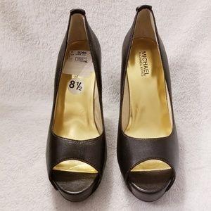 Michael Kors heels size 8.5